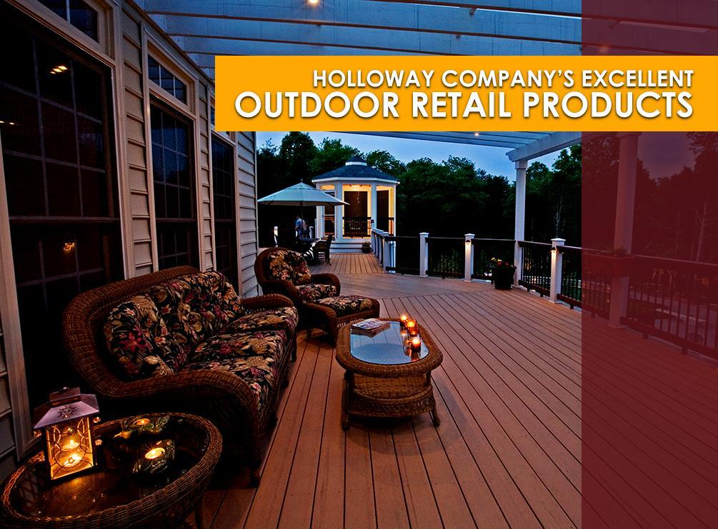 Excellent Outdoor Retail Products