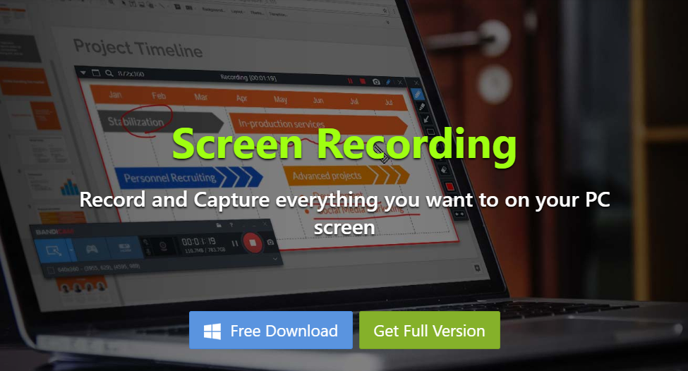 10 Best Screen Recording Software – [FREE & PAID] 8