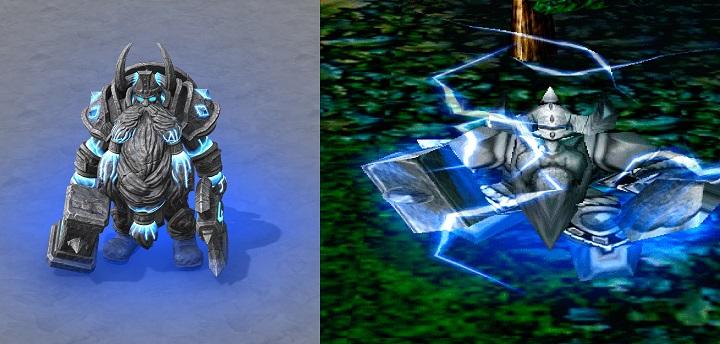 Chiêm ngưỡng bộ cánh mới của những Hero phe Human trong Reforged (Ảnh 3)