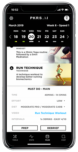 Peakers mobile app