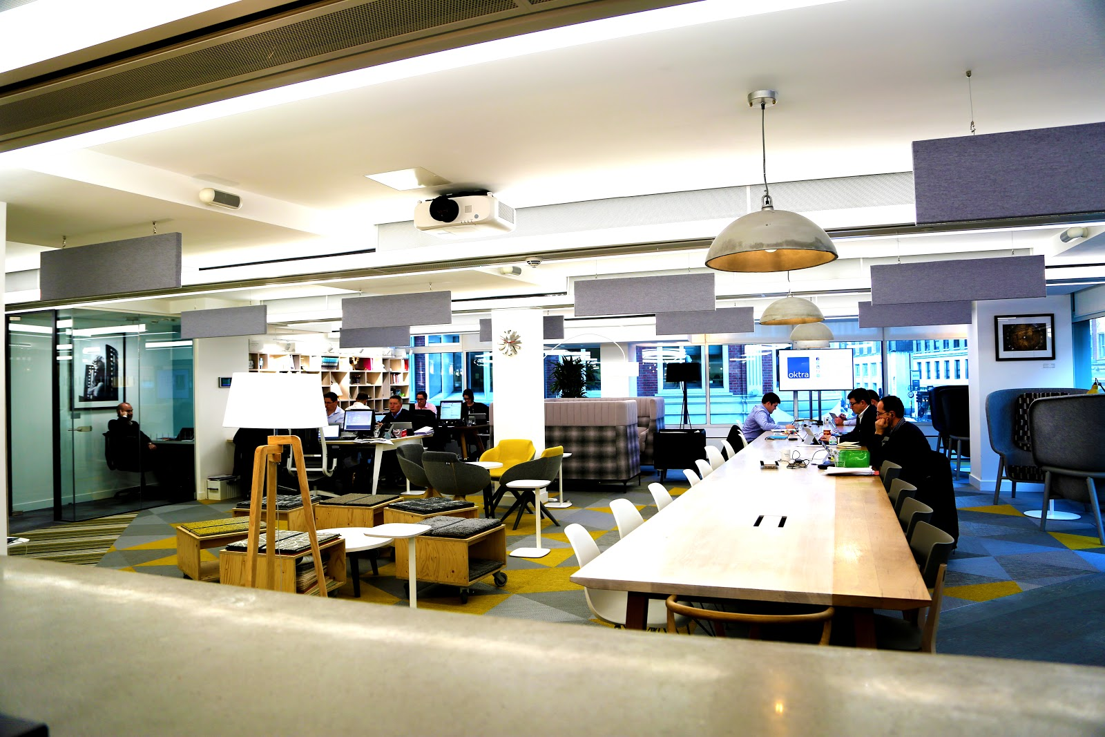workspace design trends