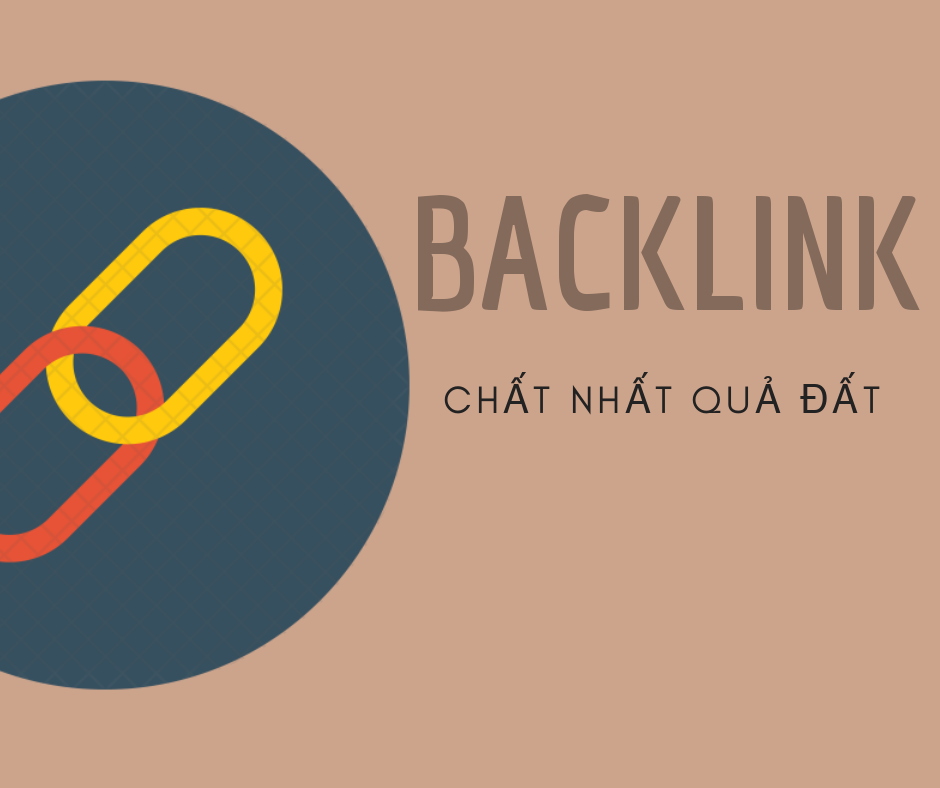 Backlink chất cho website