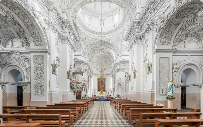 16 nhà thờ quá tuyệt mỹ đến mức làm bạn nín thở