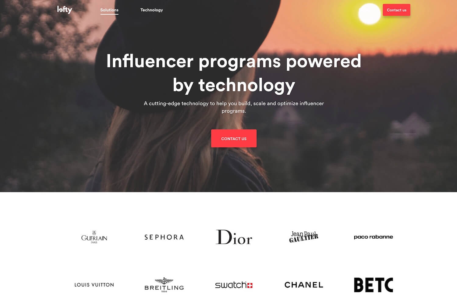 Lefty - Influencer Program and Creative Agency
