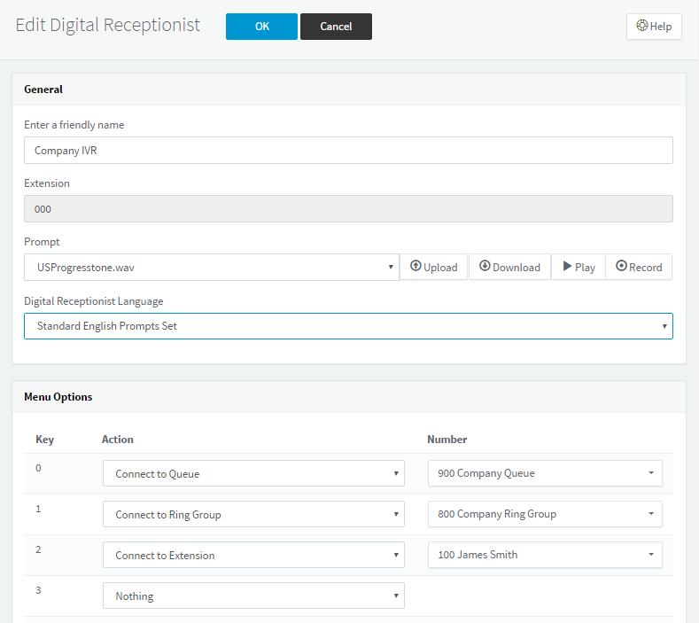 Creating A Digital Receptionist