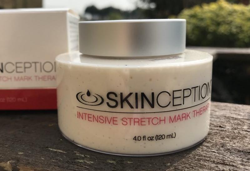 Skinception intensive Stretch Mark Cream