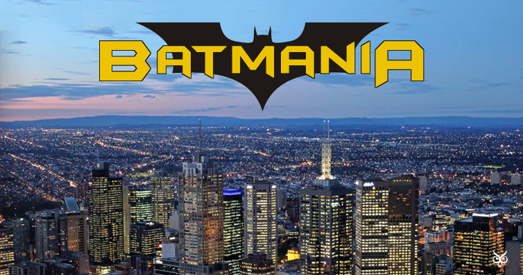 Melbourne Used To Be Batmania