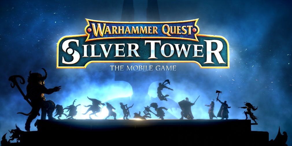 Warhammer Quest: Silver Tower mobile game su iOS e Android
