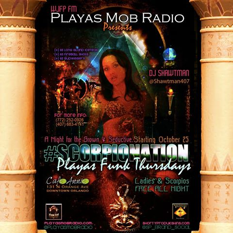 Playas Mob Radio presents