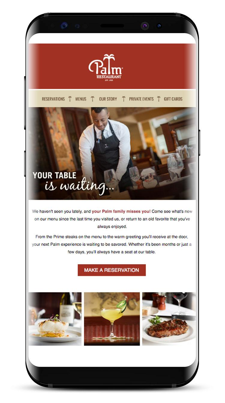 How OpenTable can improve your email marketing