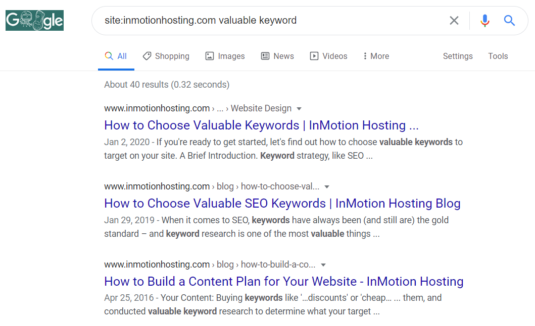 "To identify keyword cannibalization issues, users can simply Google 'site:domain.com ""keyword."" This will display any pages that are competing for the same keyword."
