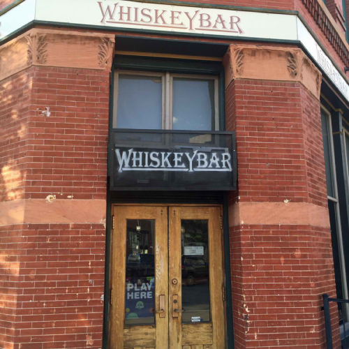 Whiskey Bars and Whiskey Tours Denver