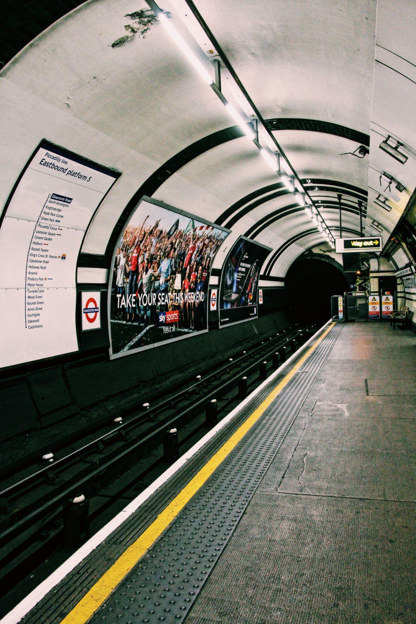 Londra, metropolitana