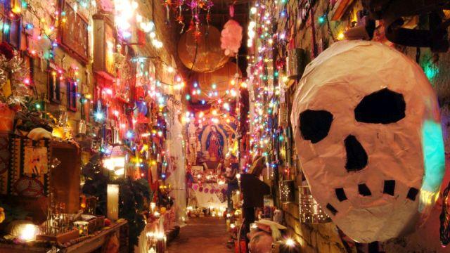 Image result for dia de los muertos celebration
