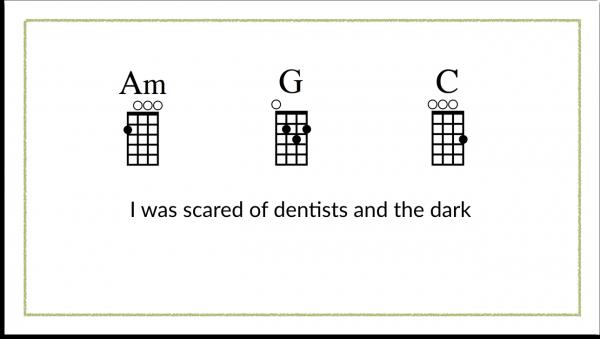 Guitar chorts