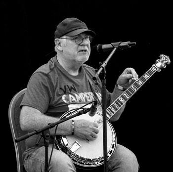 Joe mac at Banjo 12