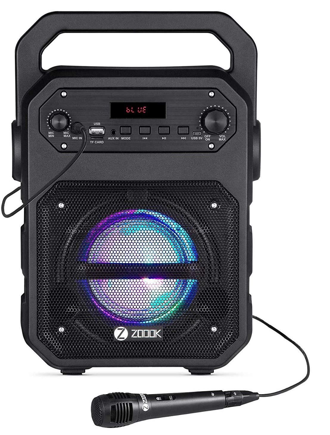 Zoook Rocker 20 watts Thunder Karaoke