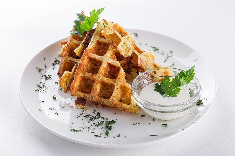 Wafer, Nutrition, Dish, Taste, Delicious, Plate