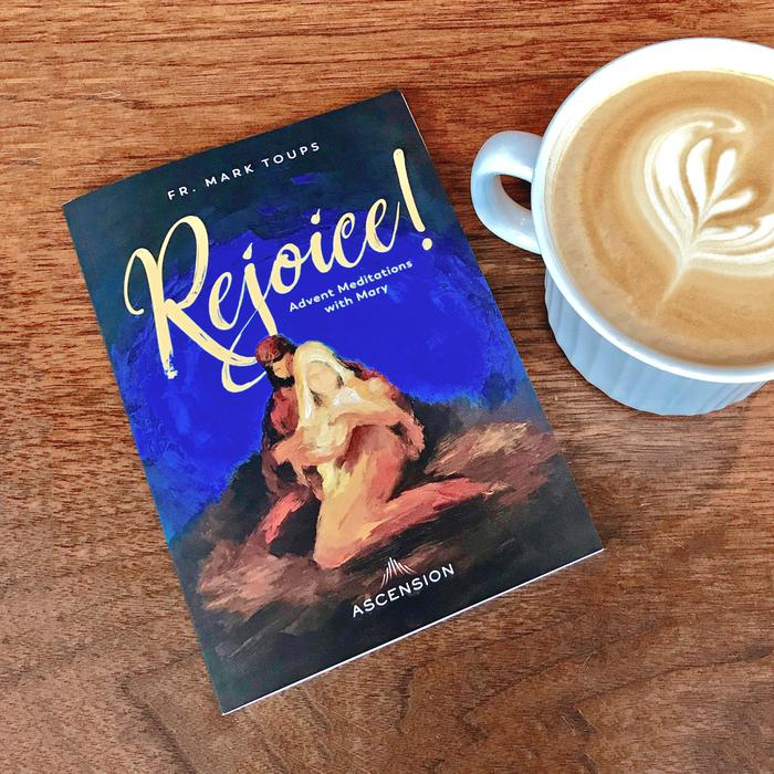 Rejoice! Advent Meditations with Mary, Journal