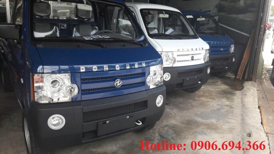 Bán xe dongben 870kg trả trước 30 triệu rinh xe về nhà uy tín Sài Gòn, TP HCM, Bình Dương