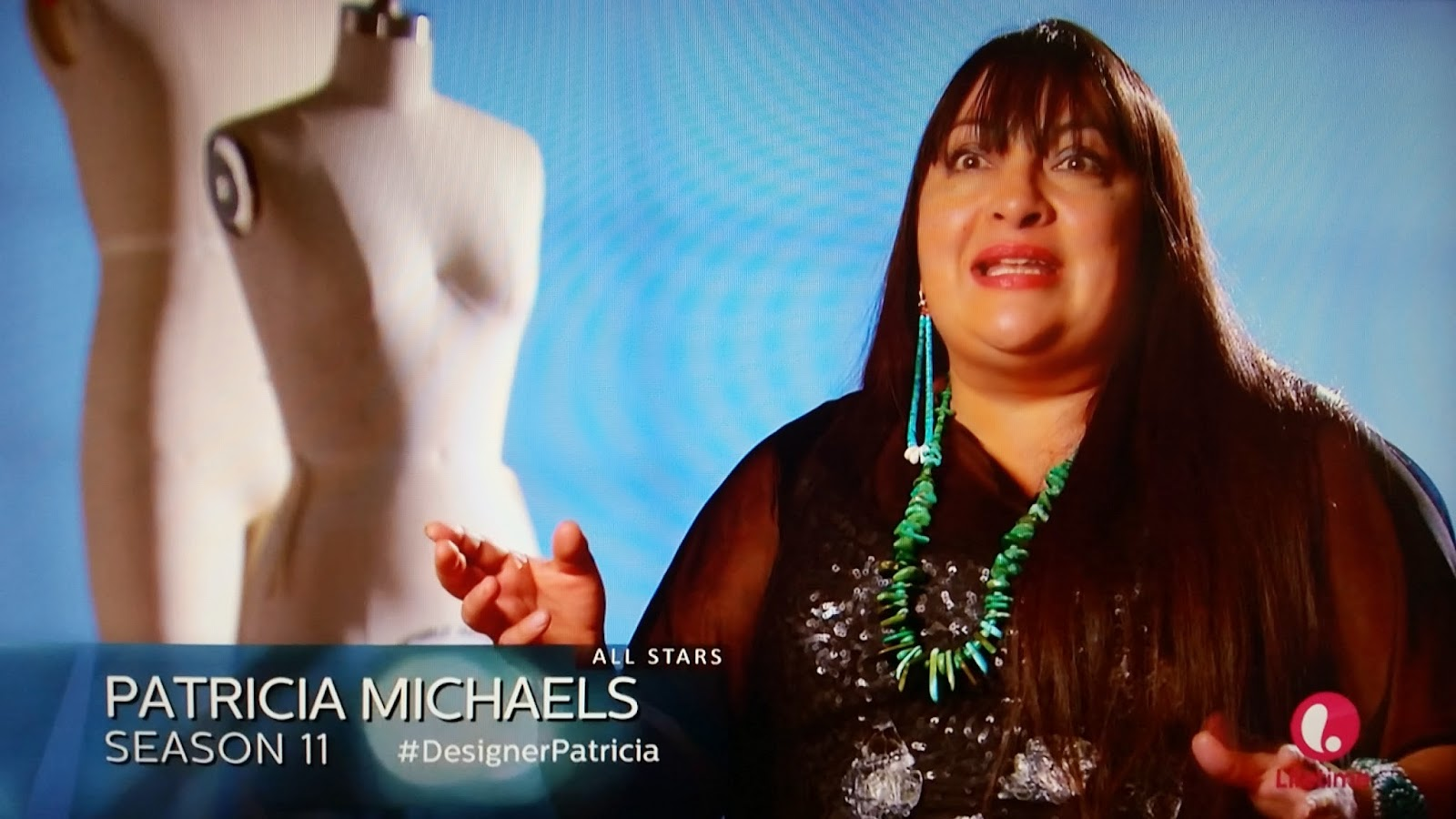 Patricia Michaels Project Runway All Stars