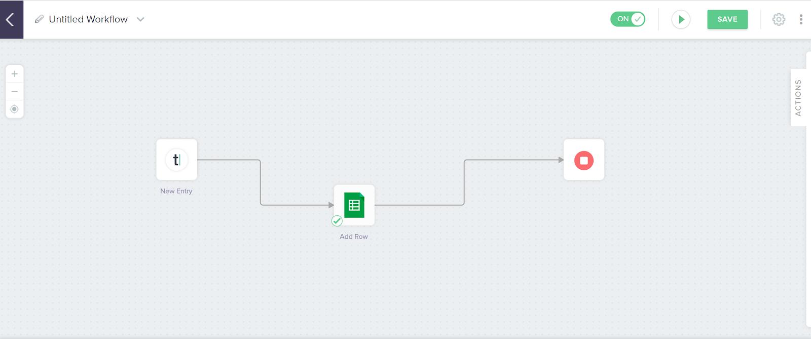 built.io workflow