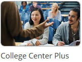 College Center Plus Button