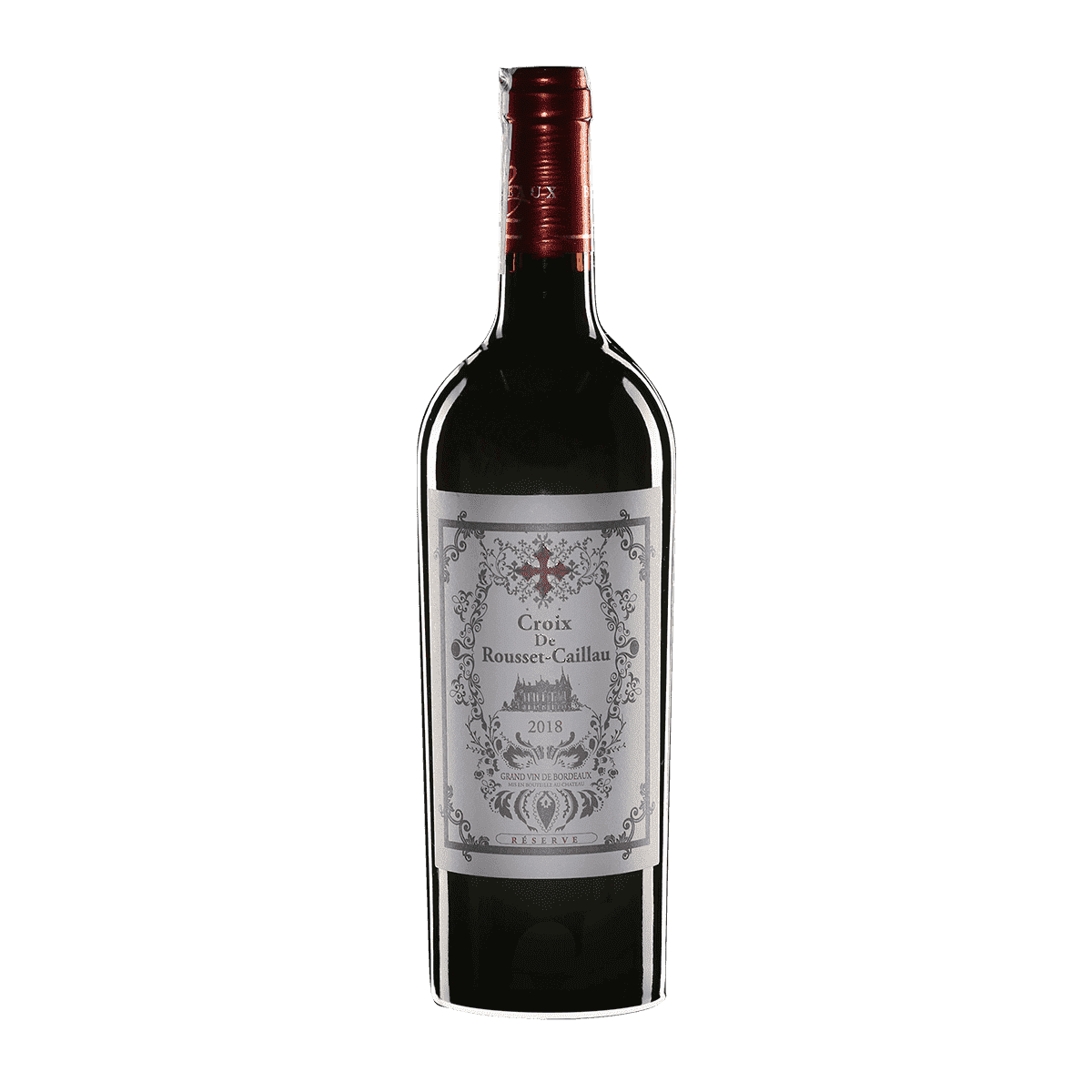 Rượu vang Chateau Rousset - Caillau