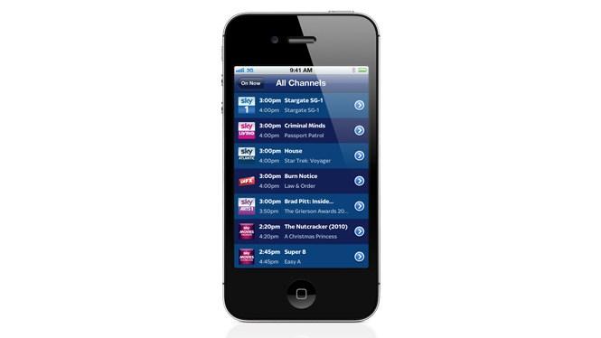 Device Management For Sky Go App