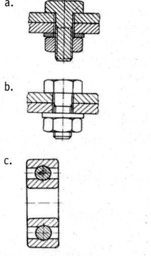 Soal UAS Gambar Teknik Beserta Kunci Jawaban