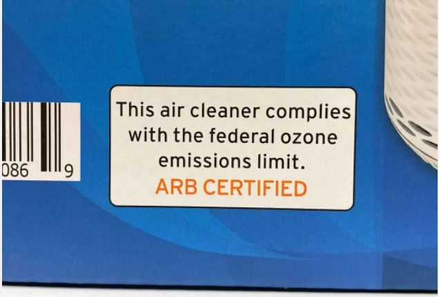 Air Cleaning Devices