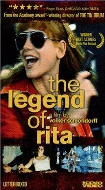 The Legend of Rita (2000) Poster