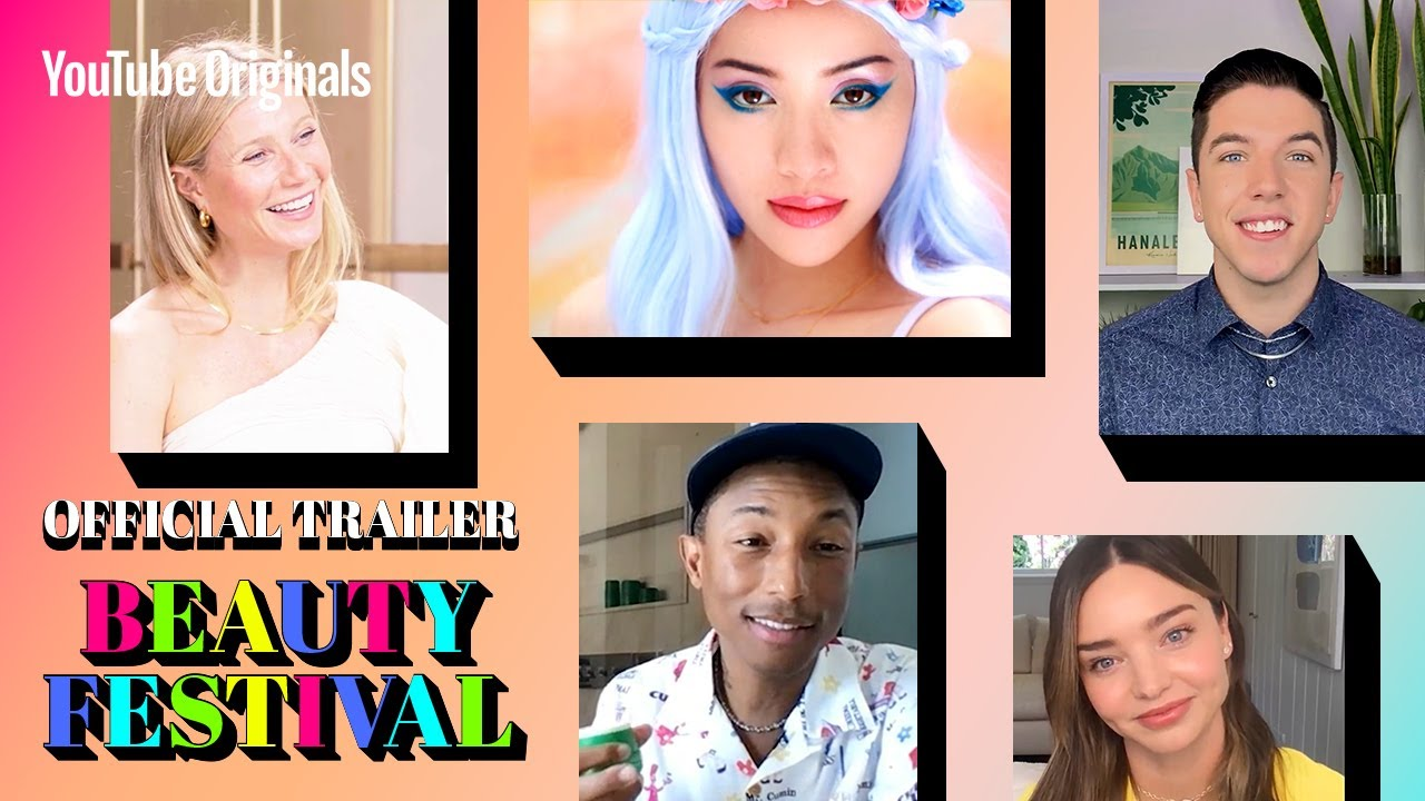 YouTube Beauty Festival: Date, Celebrity Lineup, & Everything To Know
