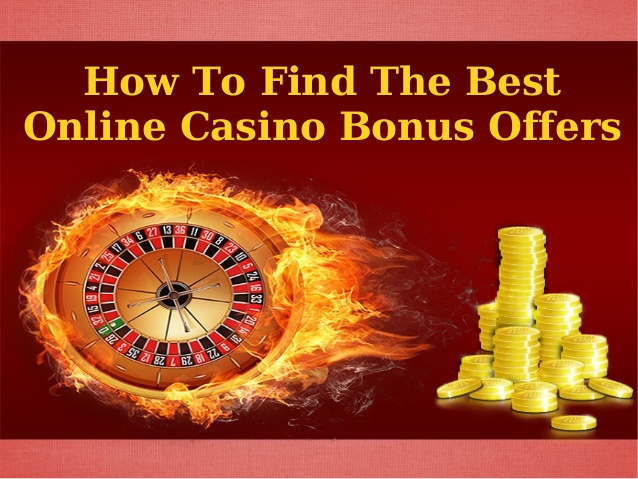 How To Find The Best Online Casino Bonus Offers Nadrex