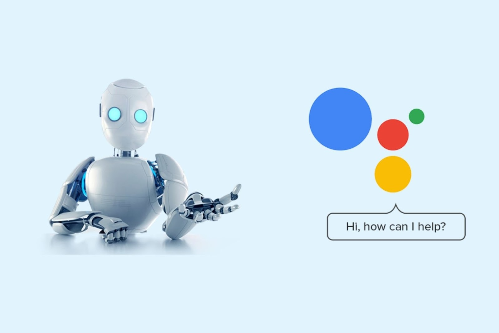 Google Assistant Chatbot