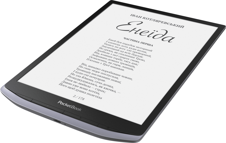 Можливості пристрою PocketBook InkPad X Metallic