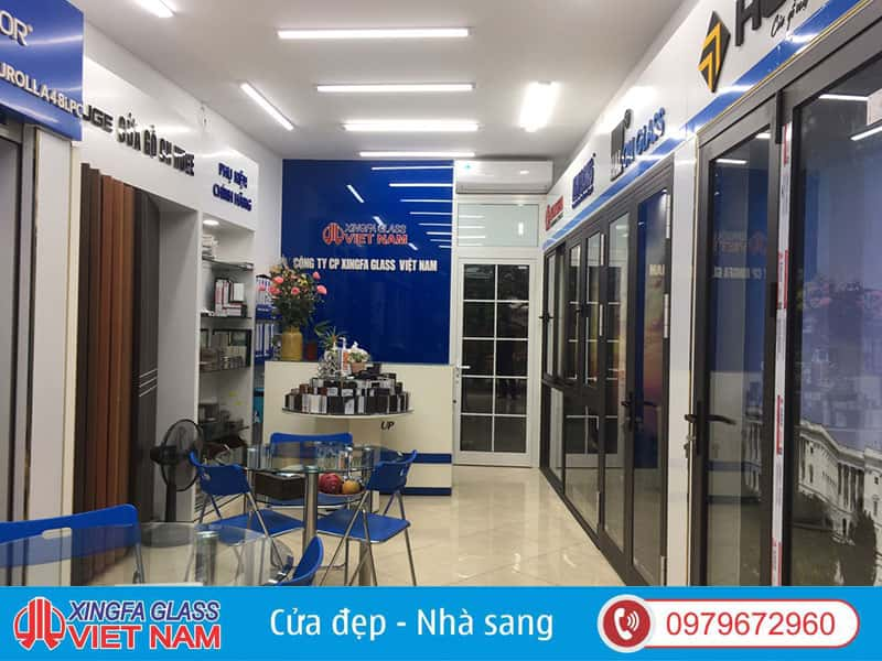 Showroom đại lý Xingfa Việt Nam