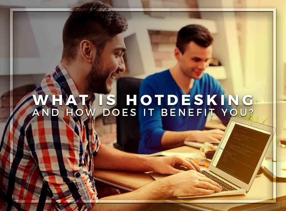 What is Hotdesking