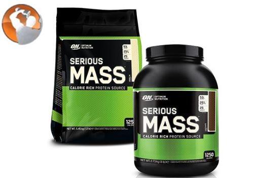 Cách pha serious mass