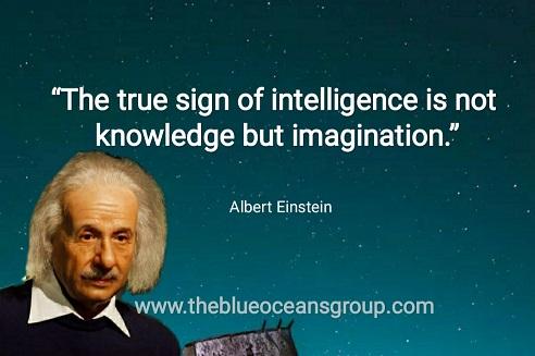 Albert Einstein Intellectuality
