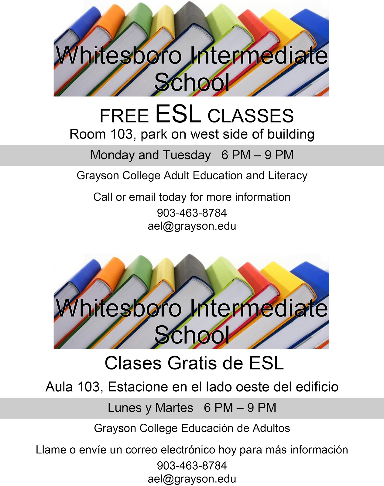 Free ESL Classes for Adults