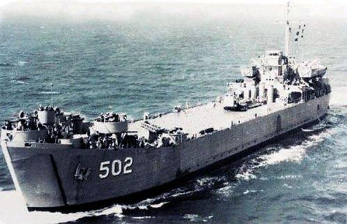 Chuyến di tản của Dương Vận Hạm Thị Nại, HQ 502 – Thời Báo Newspaper