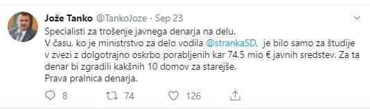 Tankov tvit