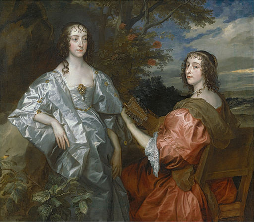 512px-Anthony_Van_Dyck_-_Katherine,_Countess_of_Chesterfield,_and_Lucy,_Countess_of_Huntingdon_-_Google_Art_Project.jpg
