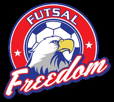 The awesome Futsal Freedom logo