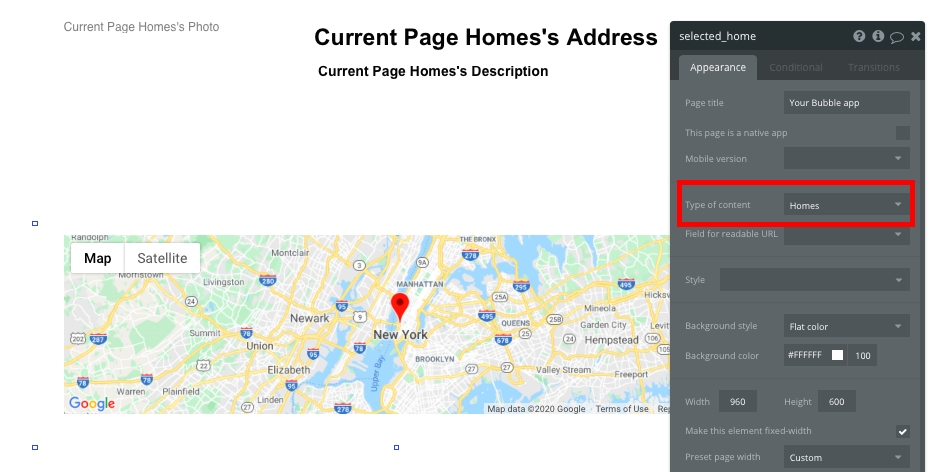 Bubble no code Zillow clone property marketplace tutorial