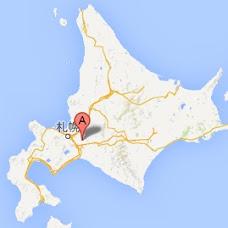 里日和 (さとびより)・地図