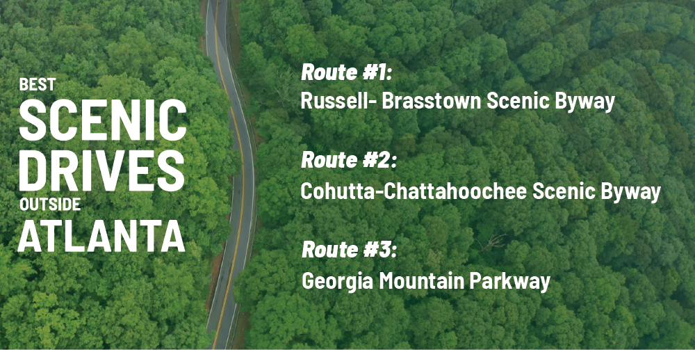 Driving tours Atlanta