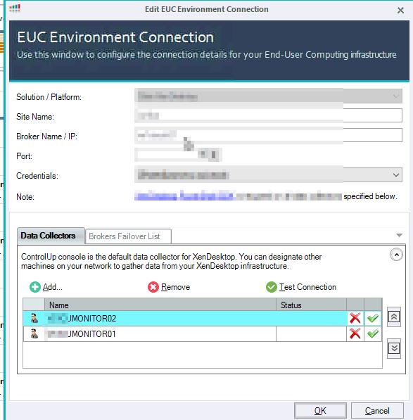 EUC Connection
