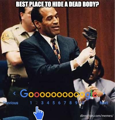 meme seo vui nhộn của google page 2